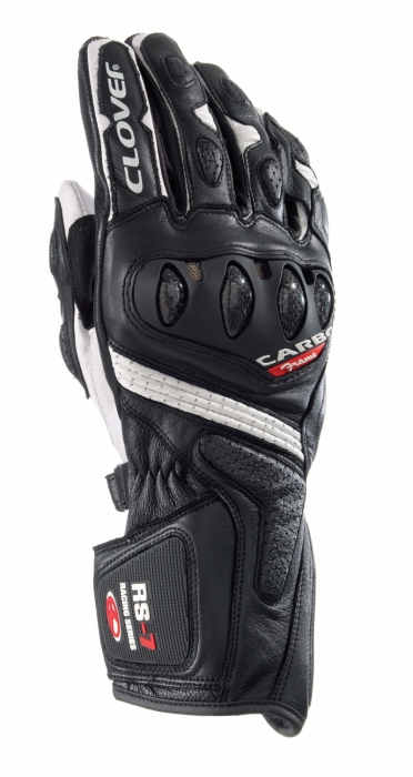 CLOVER rukavice RS-7, N/N