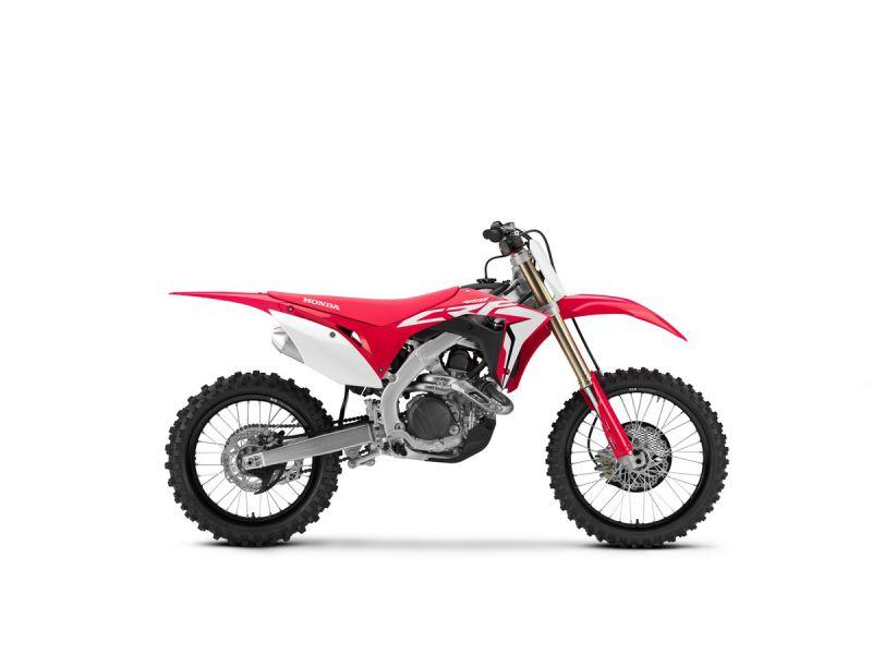 Honda CRF450R, červená Extreme