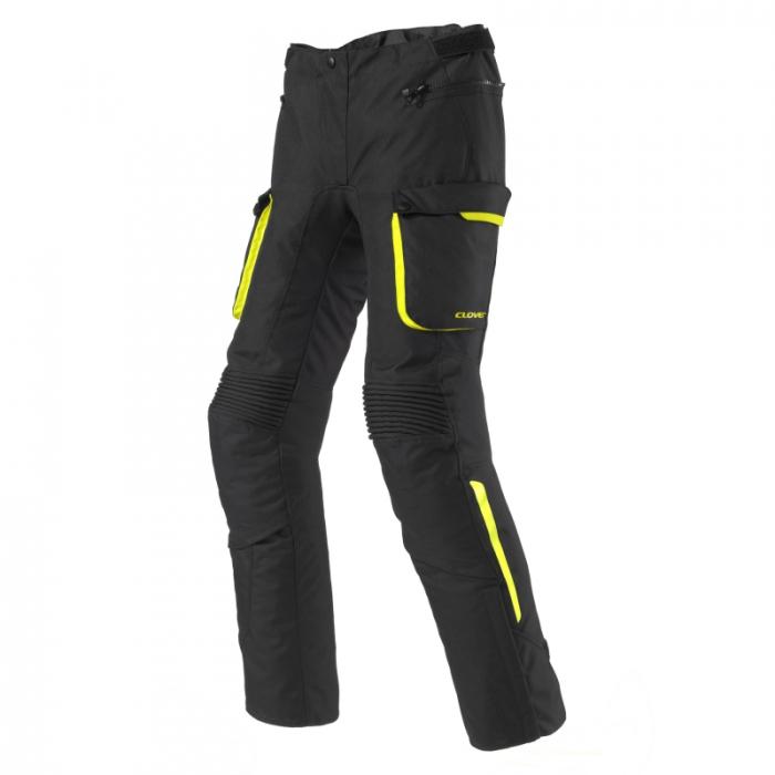 CLOVER textilní kalhoty Scout-2, N/G