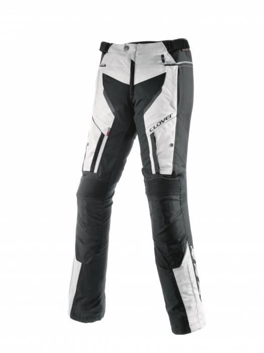 CLOVER tex.kalhoty Light-Pro lady, N/GR