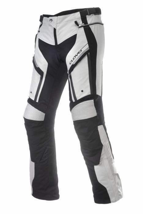 CLOVER textilní kalhoty GT-PRO-2, N/GR
