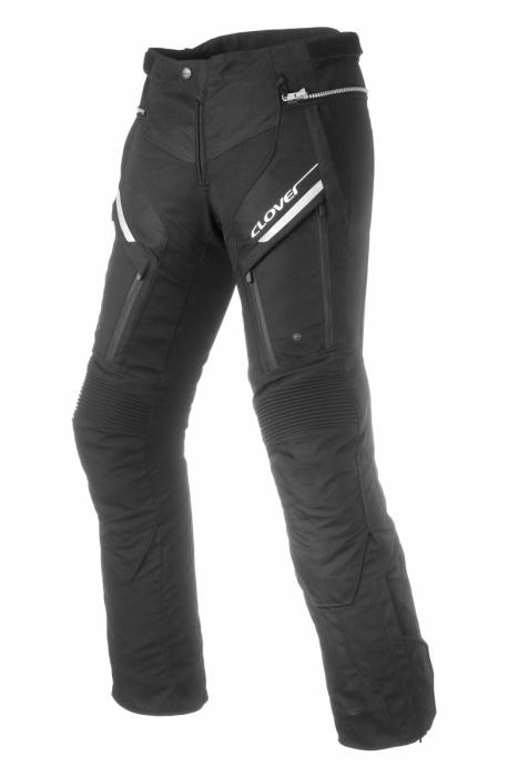 CLOVER textilní kalhoty GT-PRO-2, N/N