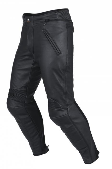 CLOVER kožené kalhoty Eurotour, N