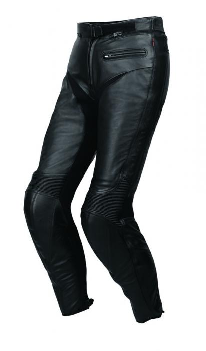 CLOVER kožené kalhoty Feline, N