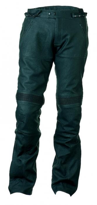 BERING kožené kalhoty Serum, BLK