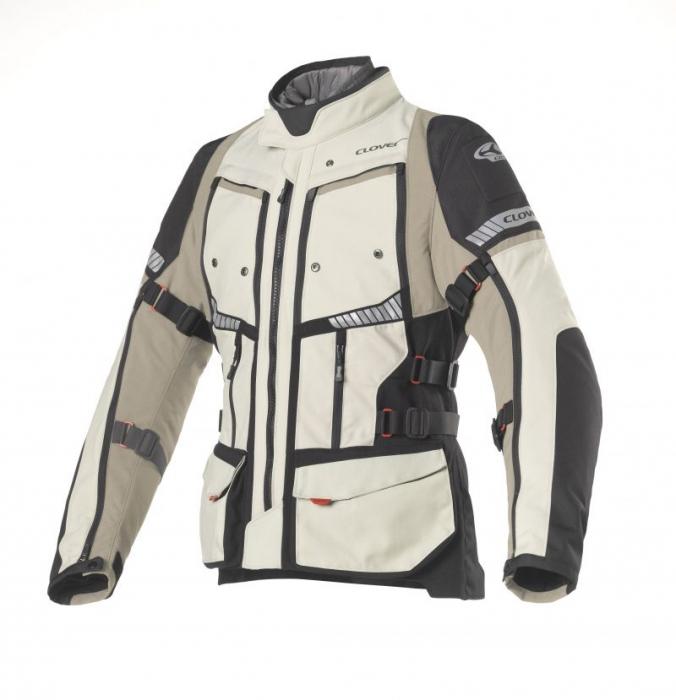 CLOVER textilní bunda GTS-4 Airbag, N/SA