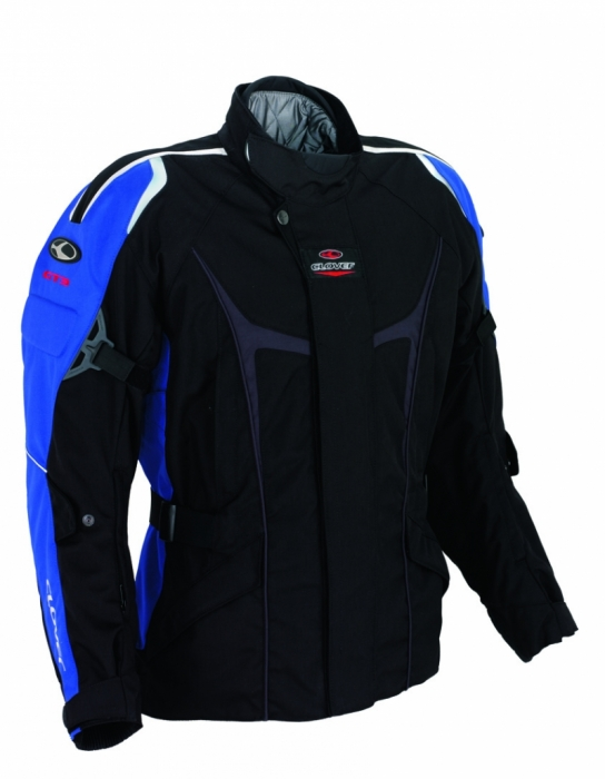 CLOVER textilní bunda GT-3, N/BT