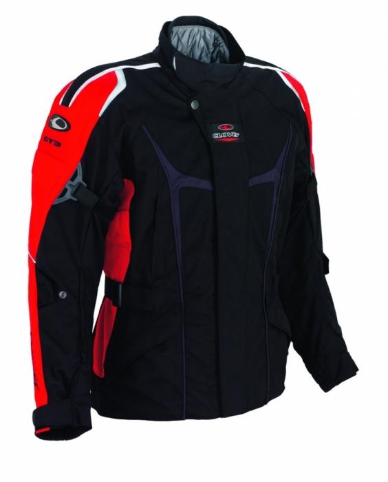 CLOVER textilní bunda GT-3, N/R