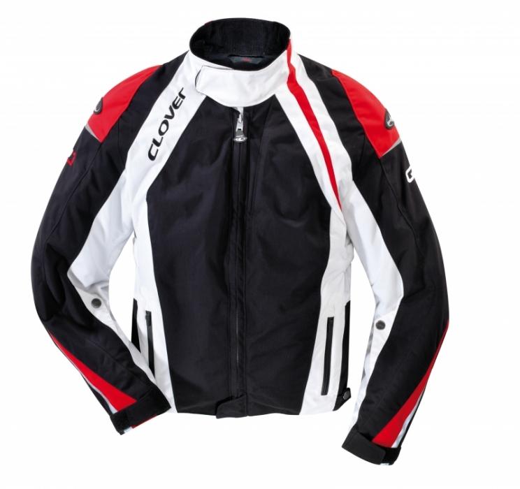 CLOVER textilní bunda GP-1, N/R
