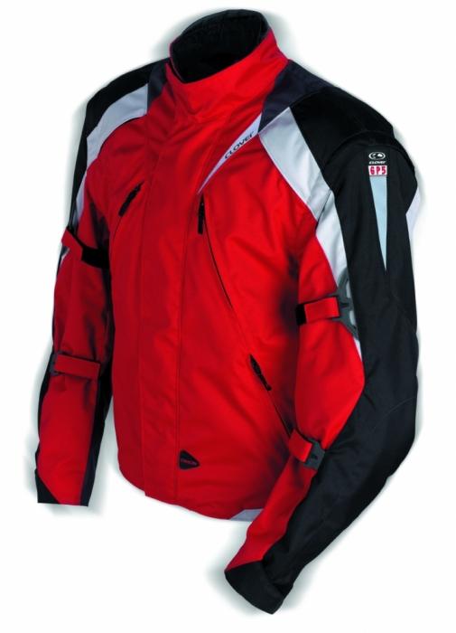 CLOVER textilní bunda GP5, R/N