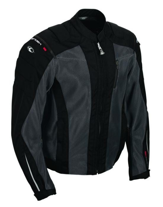 CLOVER textilní bunda Airtek2, N