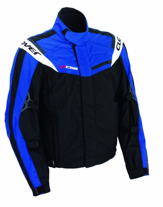 CLOVER textilní bunda F-03, N/BT