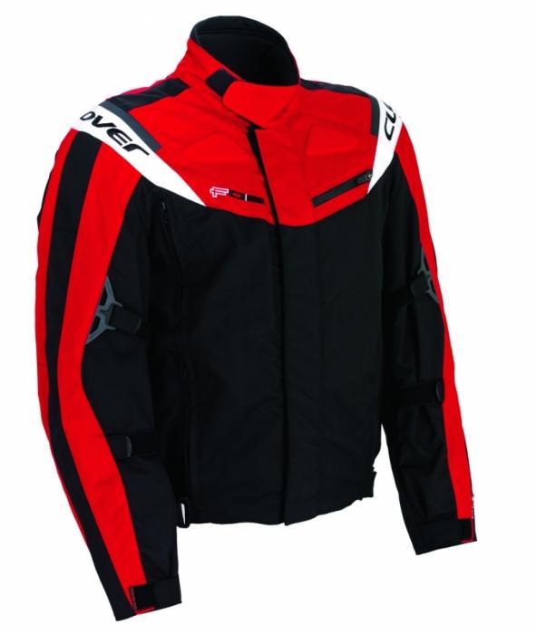 CLOVER textilní bunda F-03, N/R