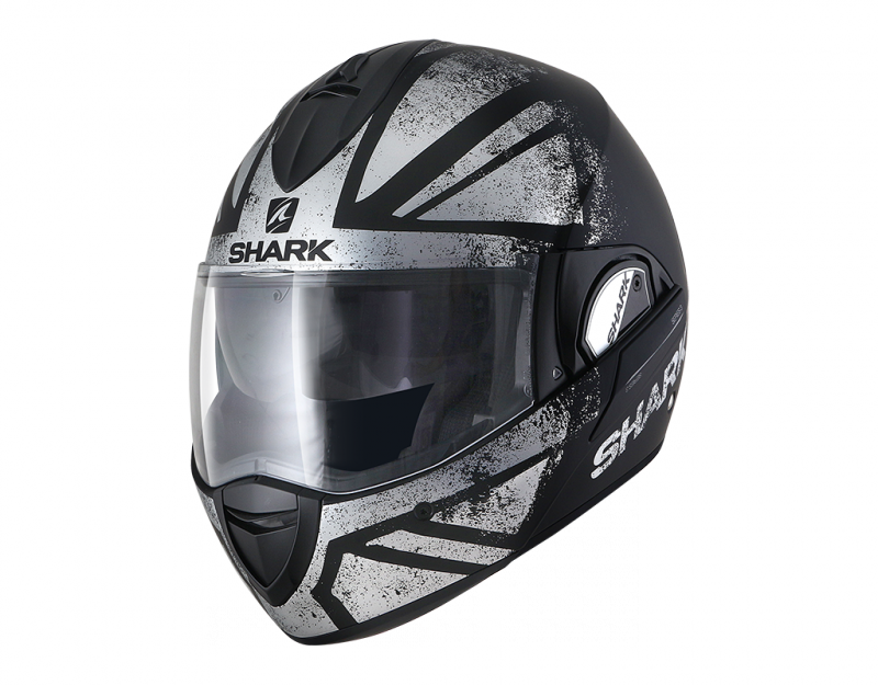 SHARK přilba EVOLINE3 Tixer mat, KUS