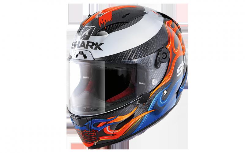 SHARK přilba RACE-R PRO Carbon Lorenzo 2019, DBR
