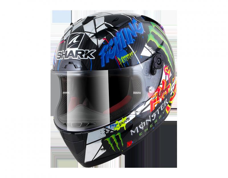 SHARK přilba RACE-R PRO Carbon Lorenzo Catalunya GP, DUG