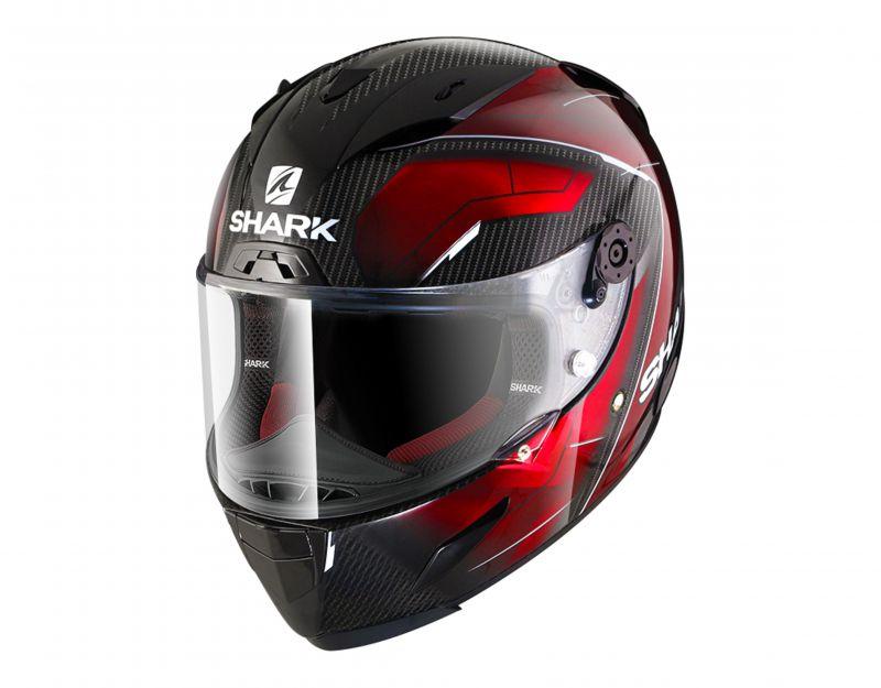 SHARK přilba RACE-R PRO Carbon Deager, DUR