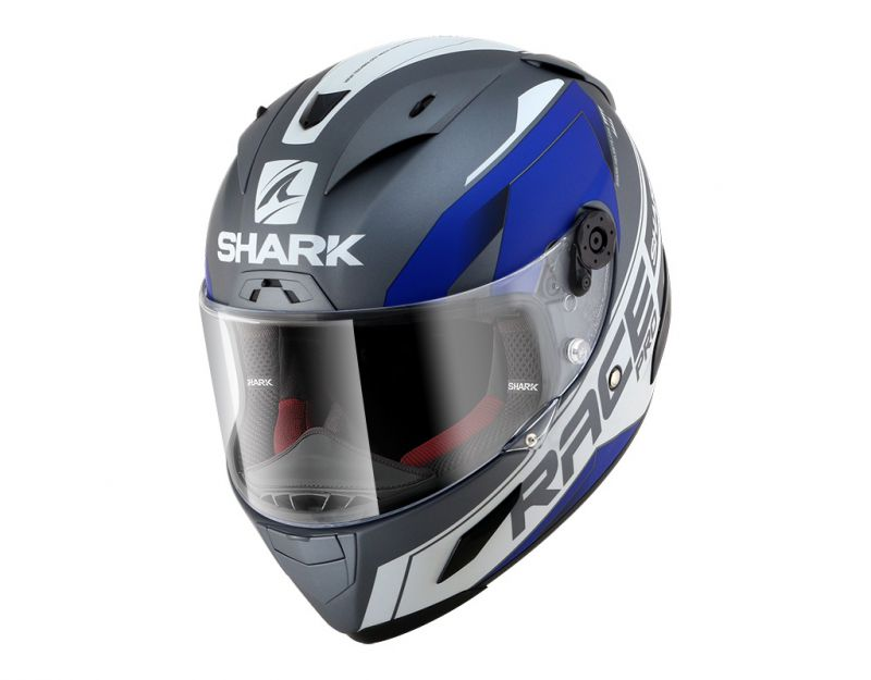 SHARK přilba RACE-R PRO Sauer, AWB