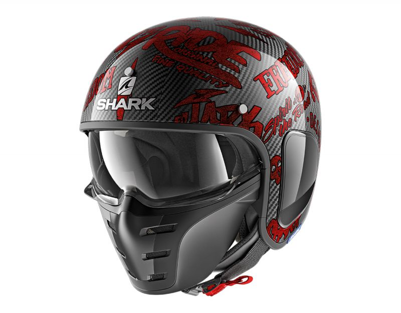 SHARK přilba S-Drak Freestyle Cup, DRR