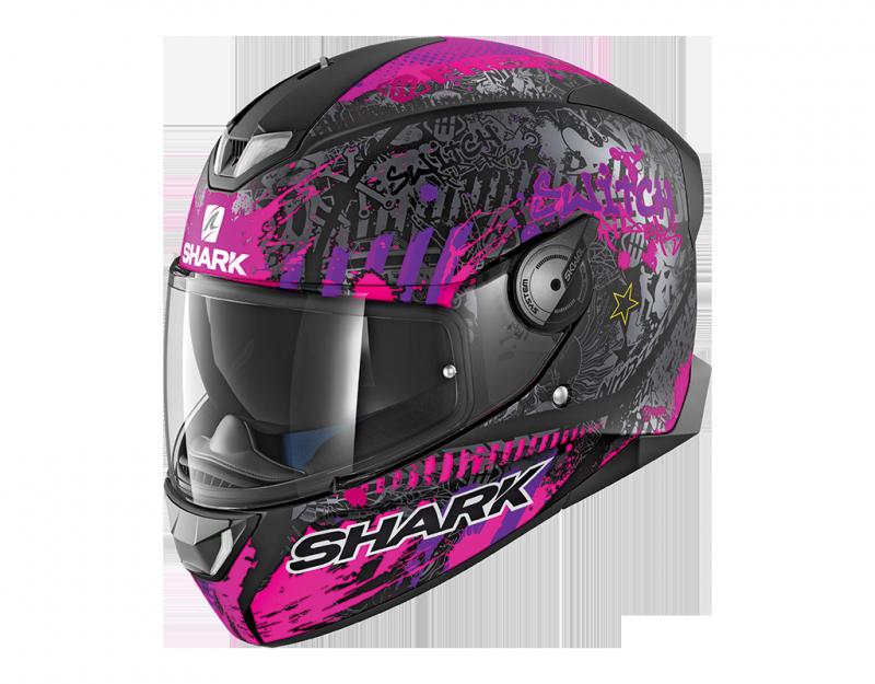 SHARK přilba SKWAL 2.2 Switch Rider, KVV