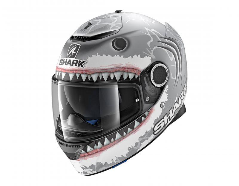 SHARK přilba SPARTAN Lorenzo mat, SWA
