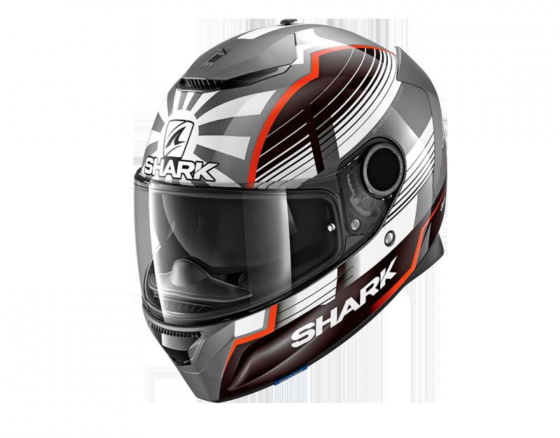 SHARK přilba SPARTAN1.2 Zarco Malaysia GP, AWR