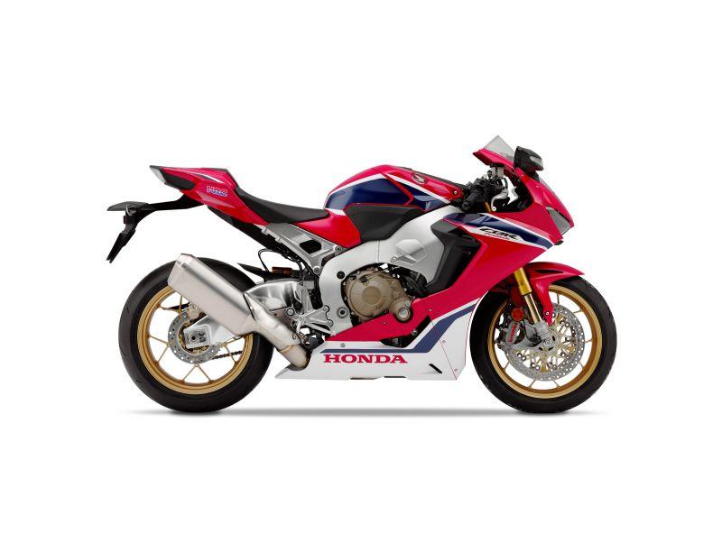 Honda CBR1000 FIREBLADE SP, tricolor