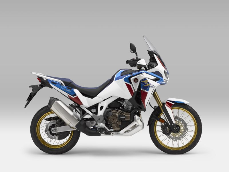 Honda CRF1100L2 Africa Twin Adventure SPORTS, trikolóra