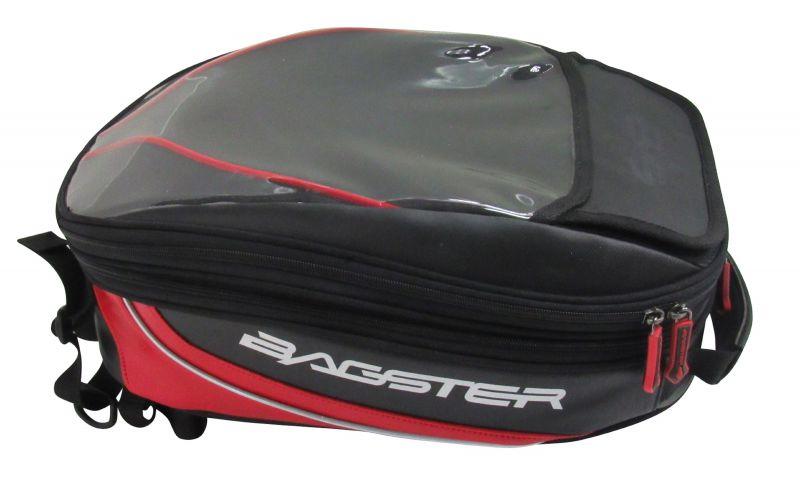 BAGSTER tank bag Roader Evo, BLK/RED