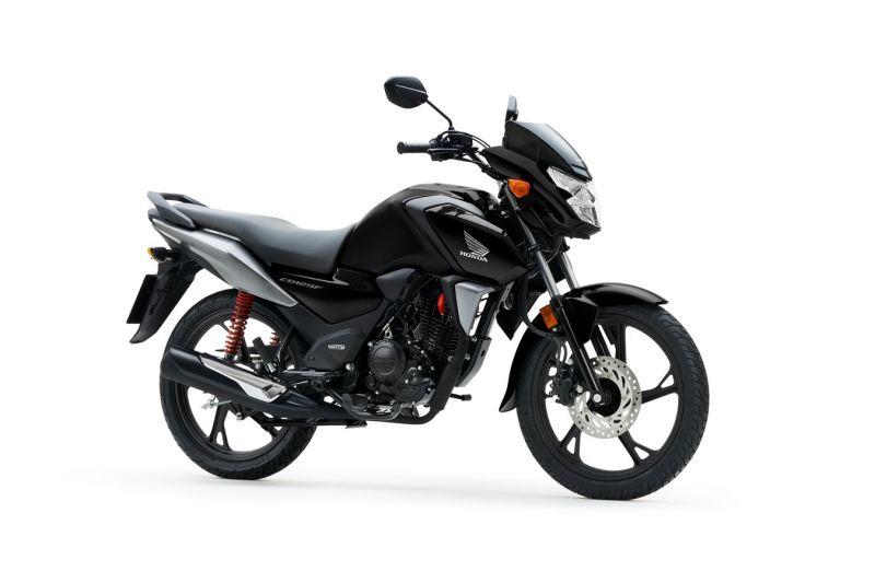 Honda CB125F, Black