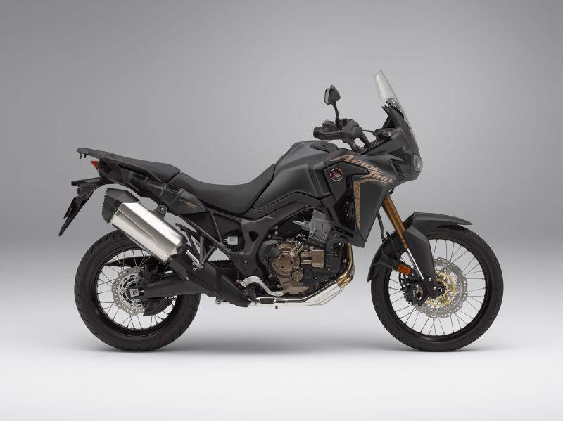 Honda CRF1000L Africa Twin, černá matná