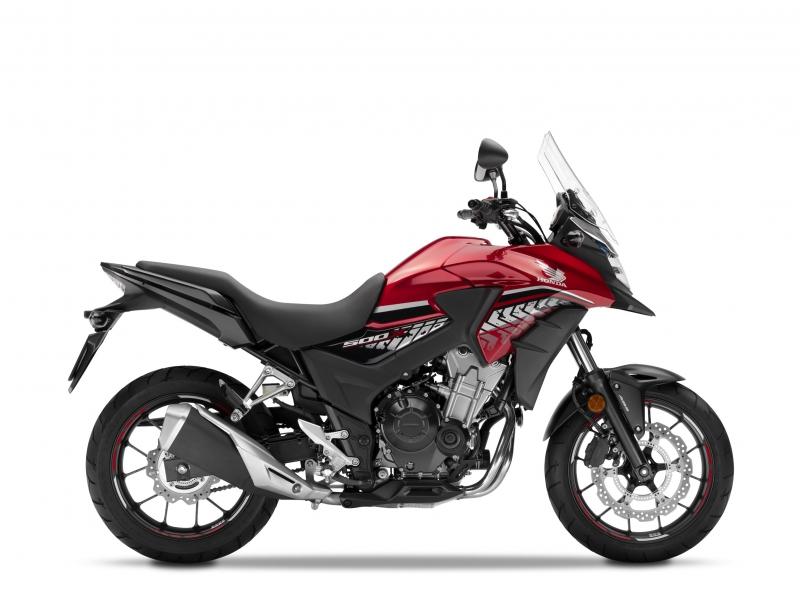 CB500X ABS bílá