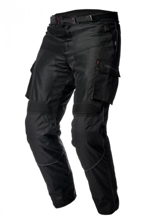 ADRENALINE textilní kalhoty Sunset, BLK
