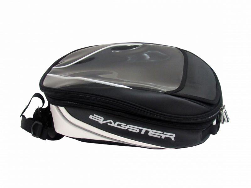 BAGSTER tank bag Roader Evo, BLK/WHT