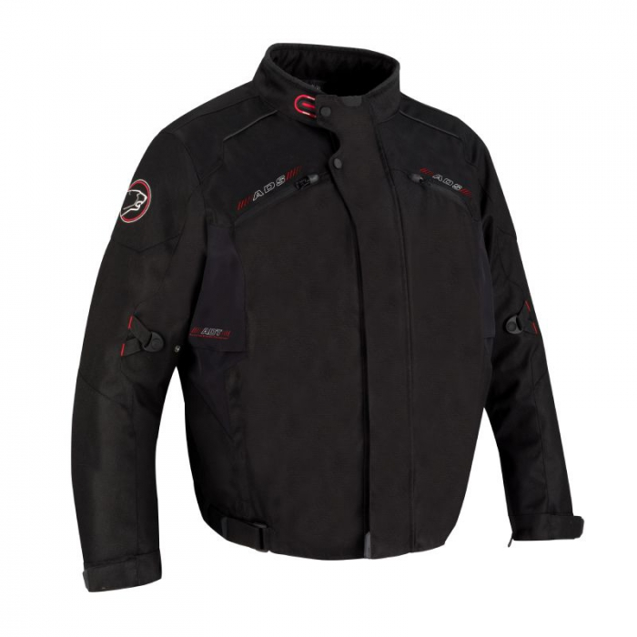 BERING textilní bunda Corleo, BLK