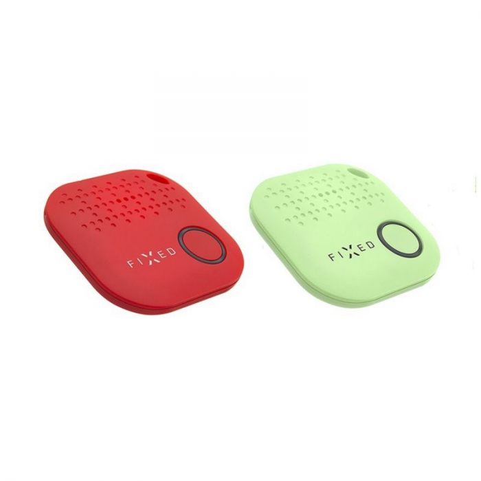INTERPHONE Key finder FIXED smile, RED/GRN