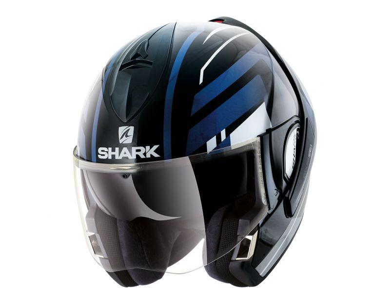 SHARK přilba EVOLINE3 Corvus, KWB