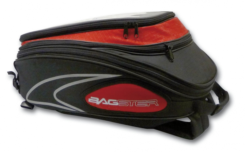 BAGSTER tank bag Evosign, RED