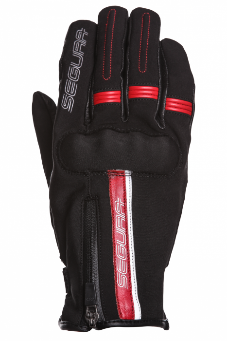 SEGURA rukavice Harding, BLK/RED