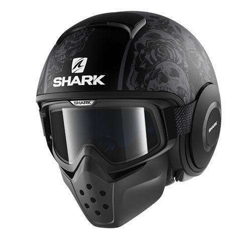 SHARK přilba Drak Sanctus mat, KAA