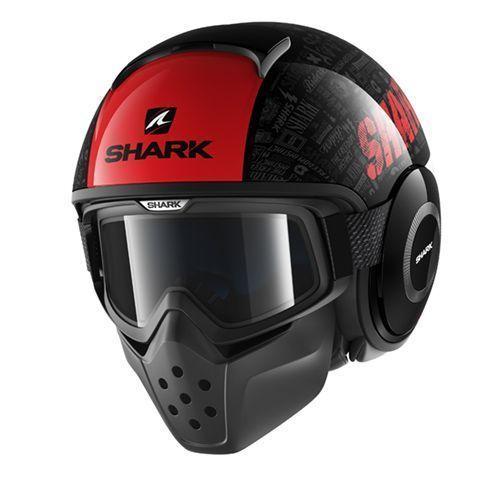 SHARK přilba Drak Tribute, KRA