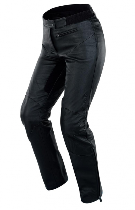 SPIDI kožené kalhoty Infinity, BLK