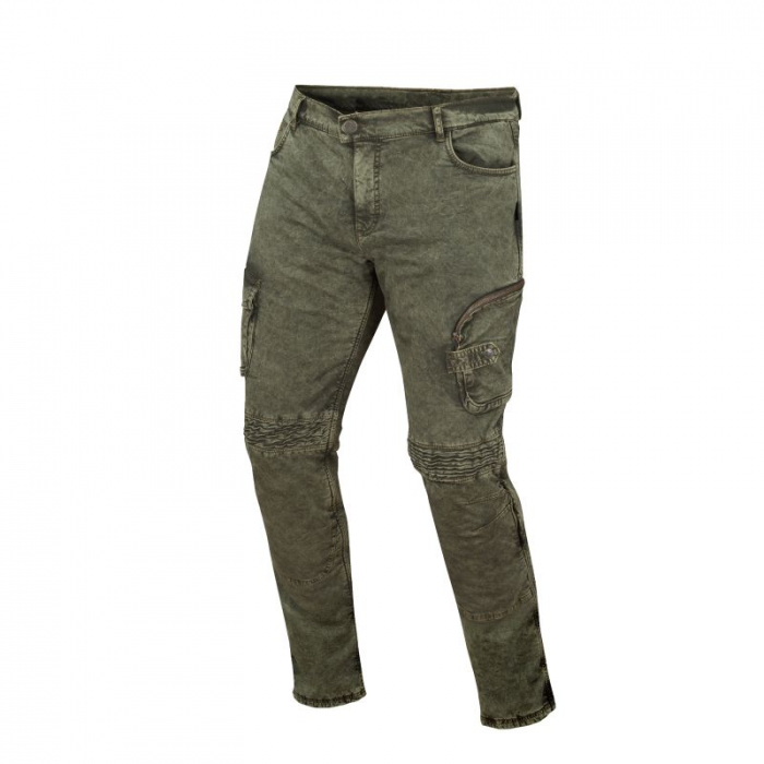 SEGURA textilní kalhoty Jaguar, KAKI