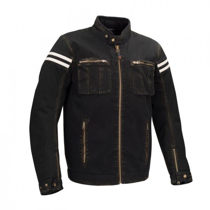 BERING textilní bunda Keaton, BLK