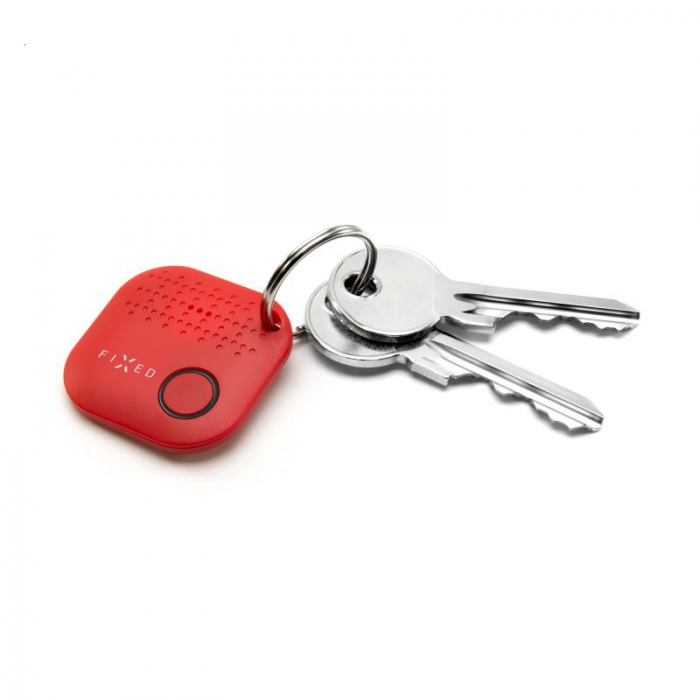 INTERPHONE Key finder FIXED smile, RED