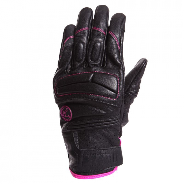 BERING rukavice Mezia lady, BLK/PUR