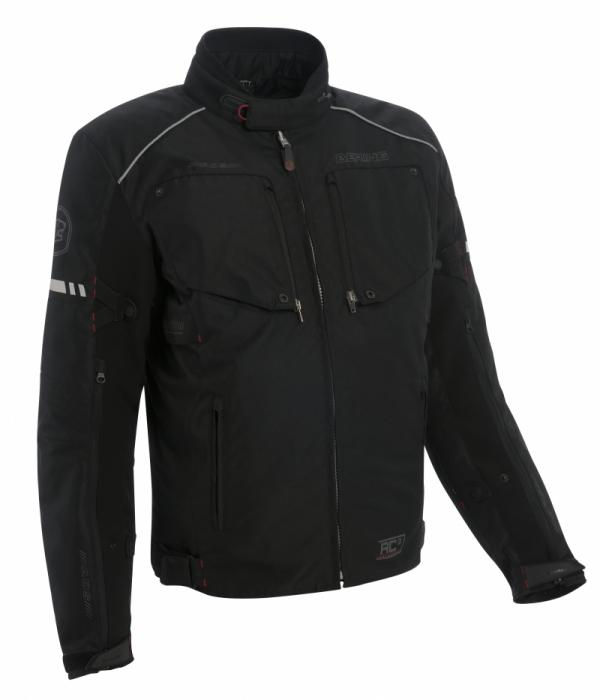 BERING textilní bunda Maestro, BLK
