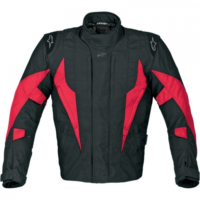 ALPINESTARS textilní bunda P1 Sport, RED