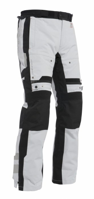 BERING textilní kalhoty Rando, BLK/GREY