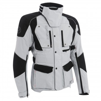 BERING textilní bunda Rando, BLK/GREY